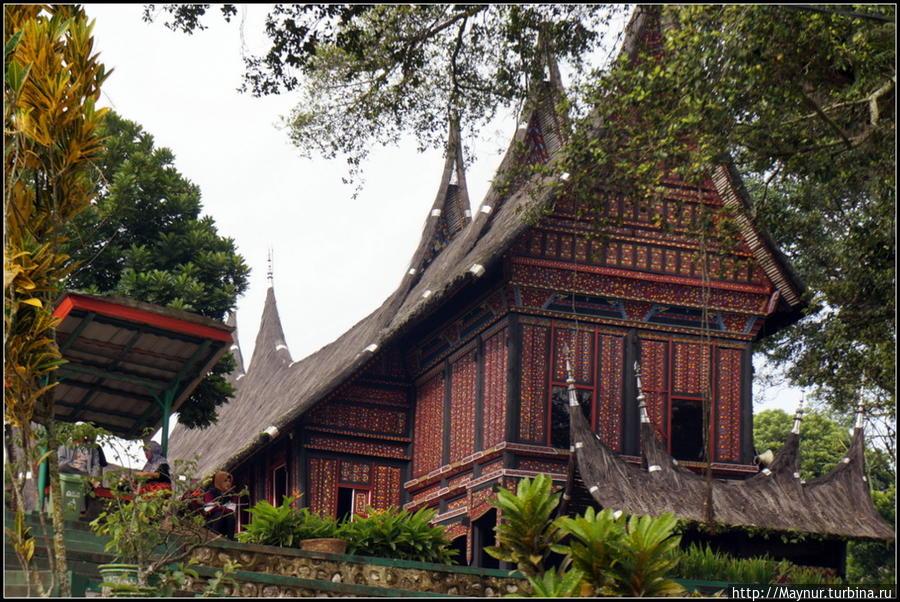Музей   и    зоопарк  —  два  в  одном... Букиттинги, Индонезия