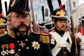 Штаб-офицер гвардейской пехоты