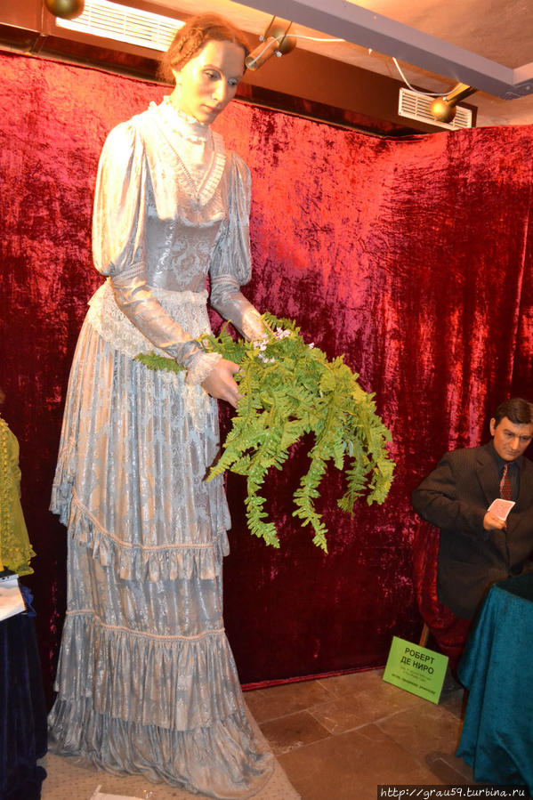 Самая высокая женщина в мире. Анна Сван (1846 — 1888), рост — 2 метра 68 сантиметров