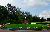 Братская могила рабочим и солдатам, погибшим в гражданскую войну.