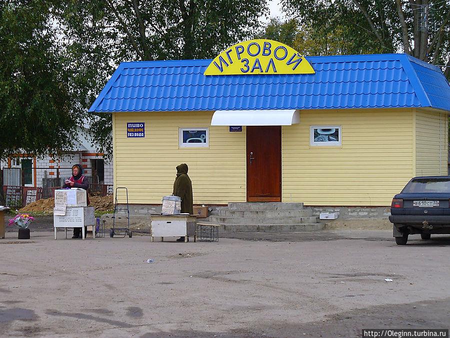Возвращение к местам детства Почеп, Россия