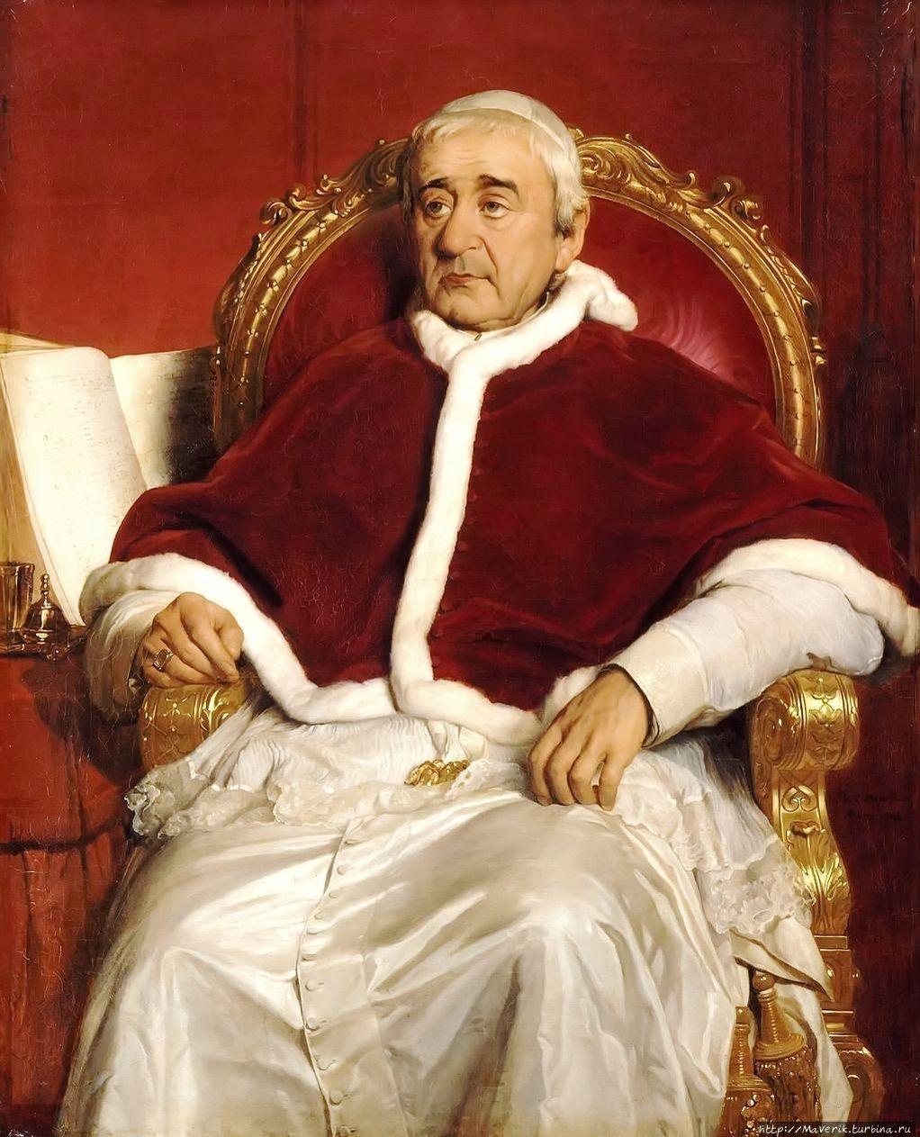 Papa Gregorio XVI (фото и