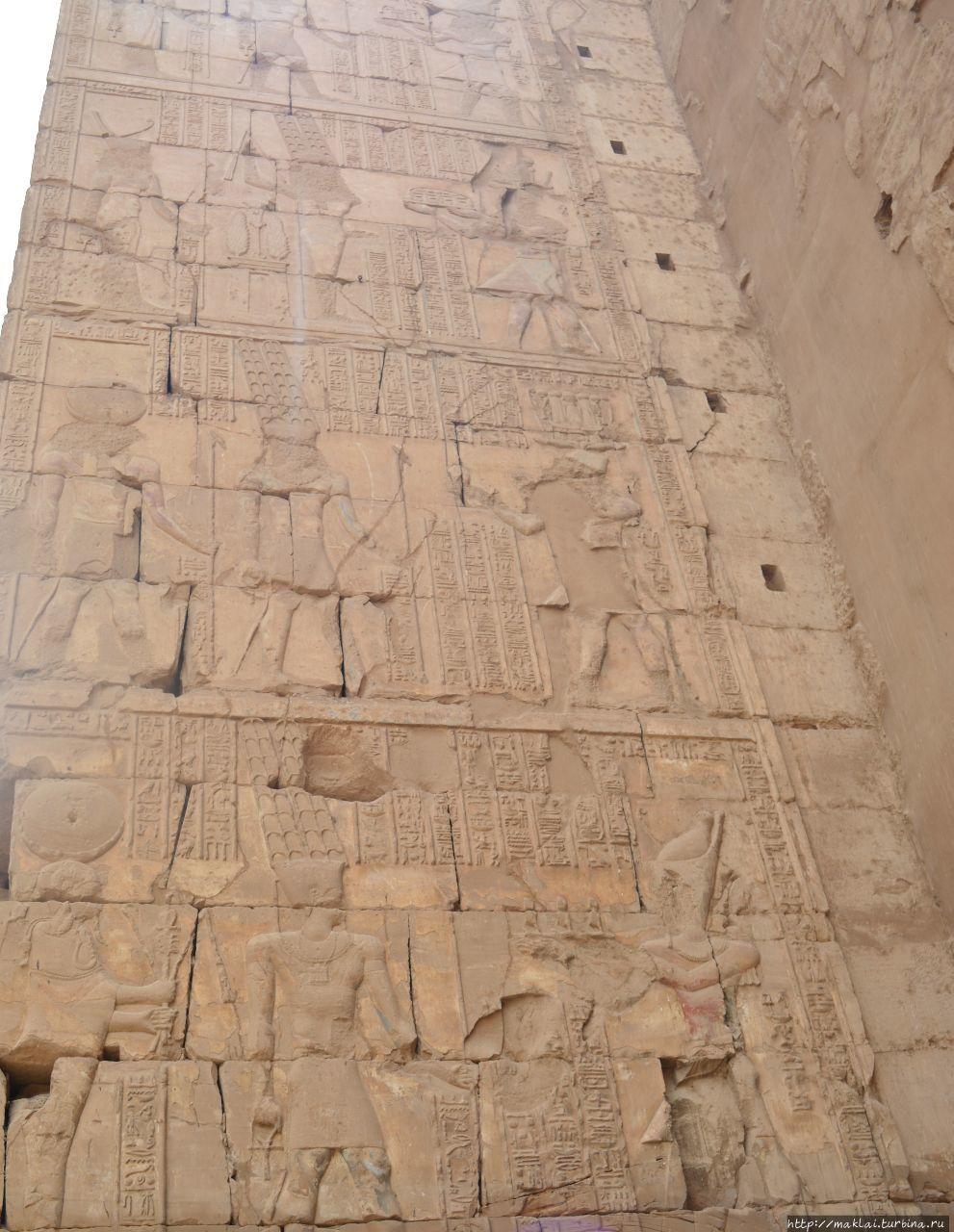 Начнём во здравие! Луксор. Город живых Луксор, Египет