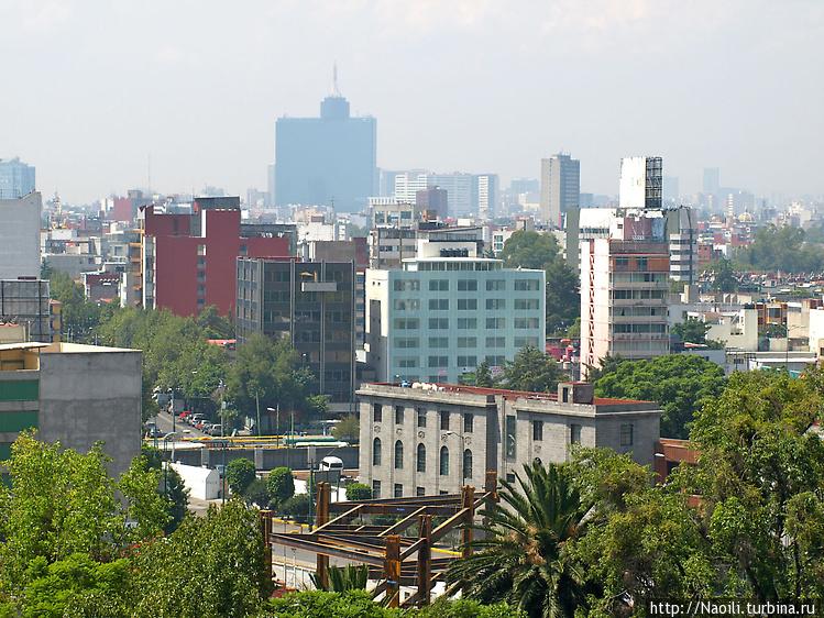 Центральная часть города