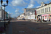 Пешеходная часть ул. Коммунальная- тамбовский