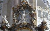 Деталь алтаря Св. Антония