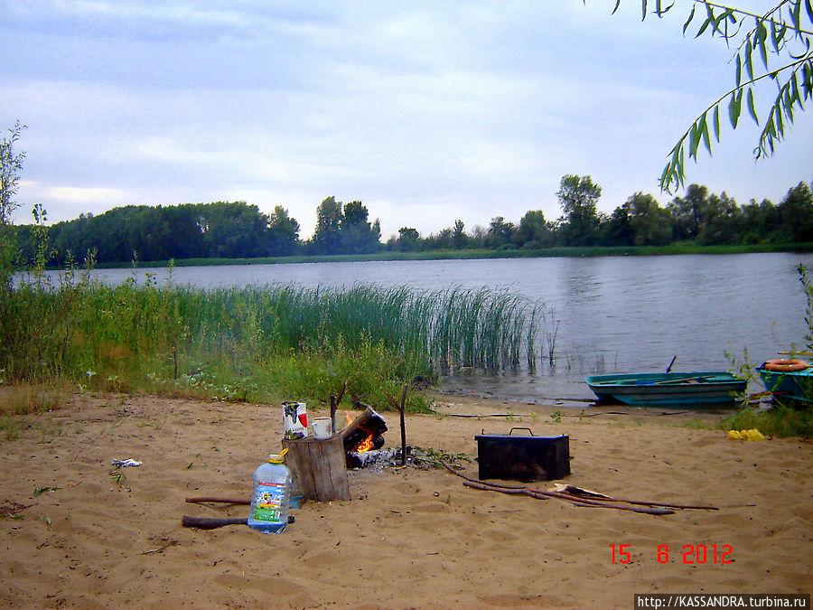 место для отличной рыбалки