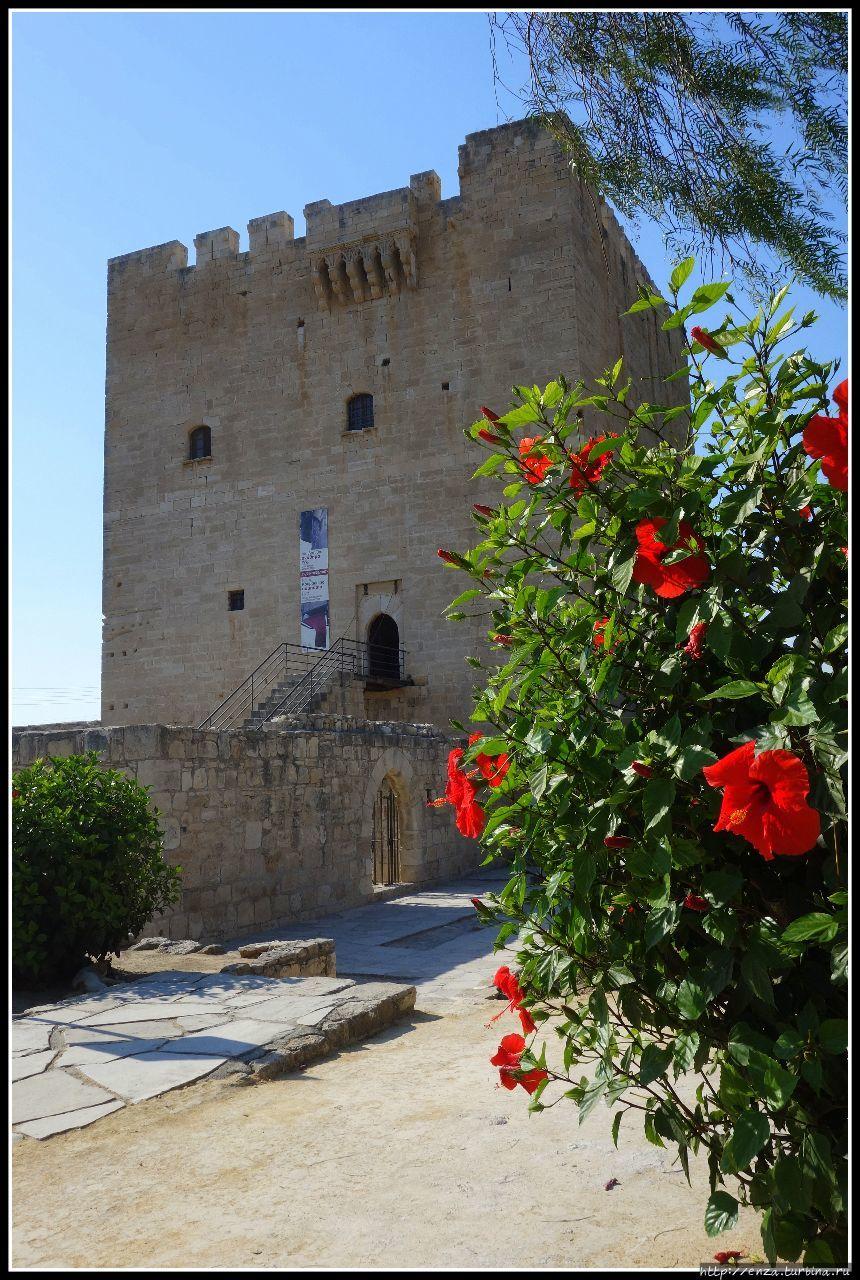 Донжон замка Колосси