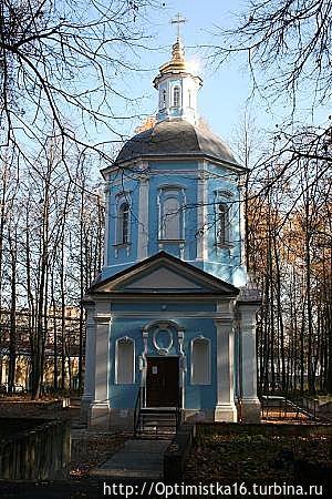 церковь во имя иконы Божией Матери «Знамение» при ГНЦ РФ ИТЭФ (фото из интернета)