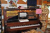 пианино механическое, действующее