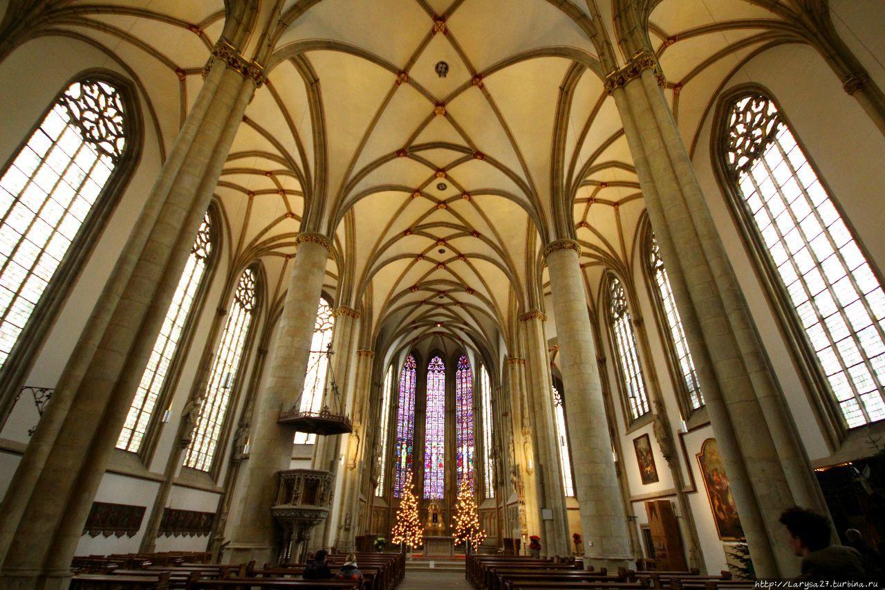 Церковь Св. Ламберта, инт