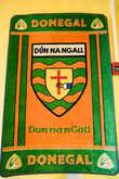 Коврик с гербом Донегола (ирл. Dún na nGall, англ. Donegal).