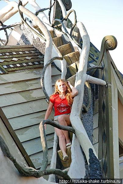 Лестницы и переходы