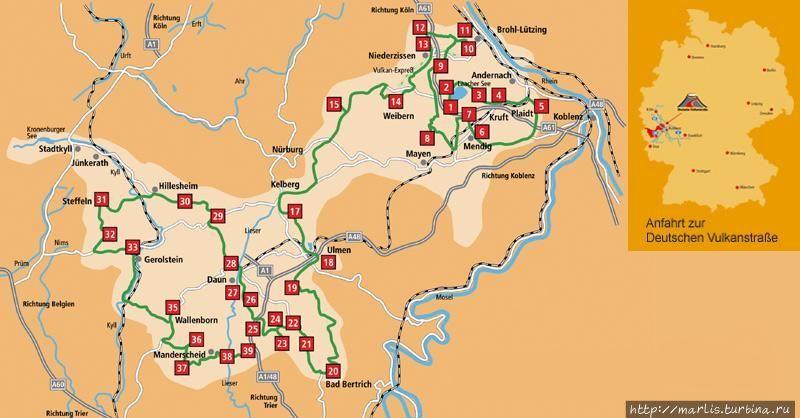 deutsche vulkanstrasse eifel