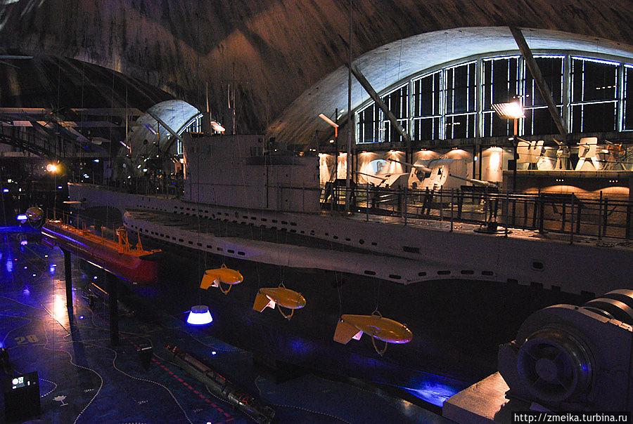 Субмарина «Лембит» является единственной сохранившейся до наших дней торпедно-минной подводной лодкой такого типа, произведенной в 1930-х годах.