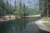 Река Мерсед