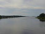 Устье реки Сясь