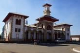 Вокзал в Анцирабе