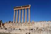 Баальбек, храм Меркурия