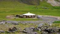 Дом Томаса стоит одиноко в долине