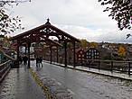 мост Gamle Bubro, очень любопытное строение