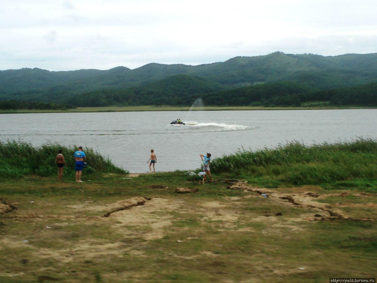 Озеро Ливадийское
