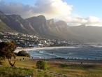Пригороды Кейптауна очень красивы и живописны