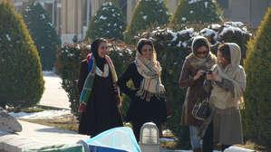 Иранские девушки