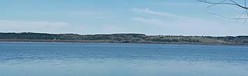 откуда открывается чудесная панорама Галичского озера.