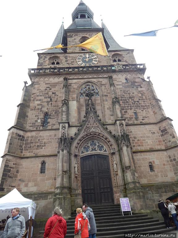 паломническая церковь свя