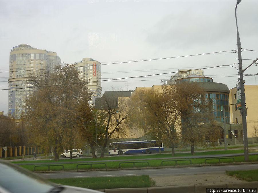 Волоколамское шоссе