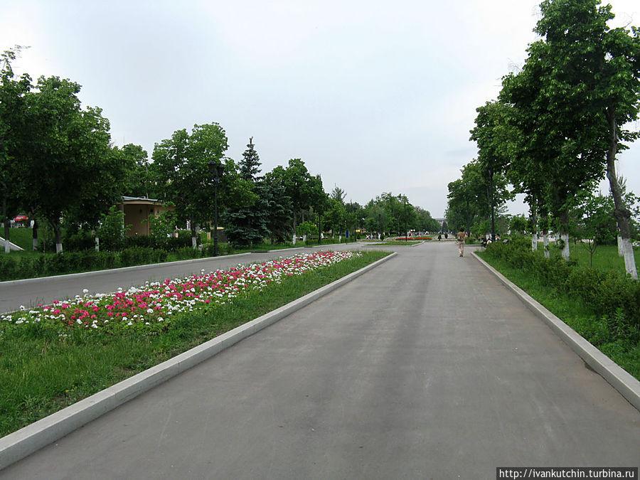 Самара, Старая и Новая набережные Самара, Россия