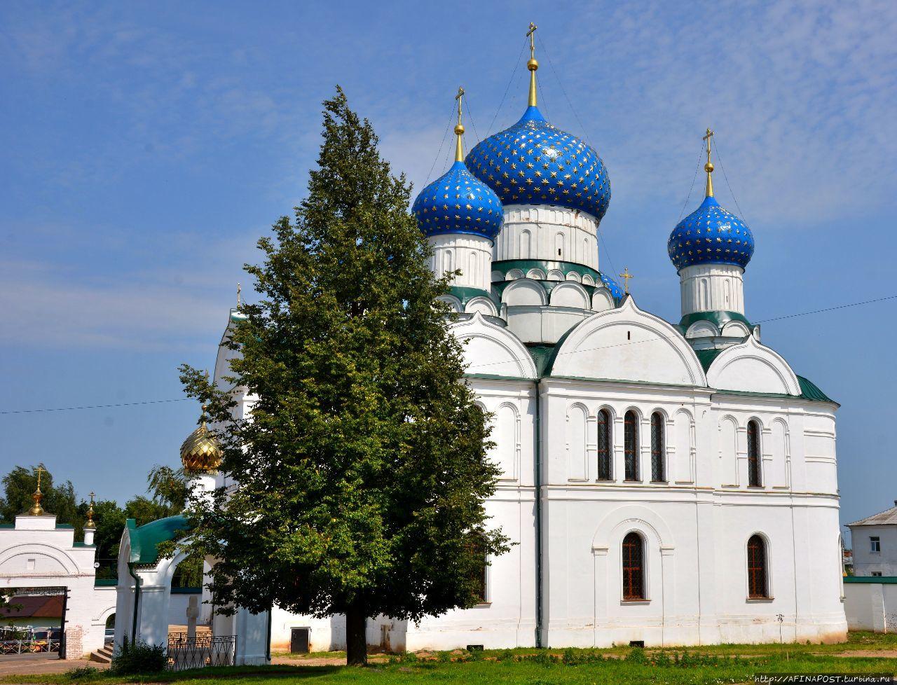 Святая Русь. Угличский Богоявленский монастырь и его Девы