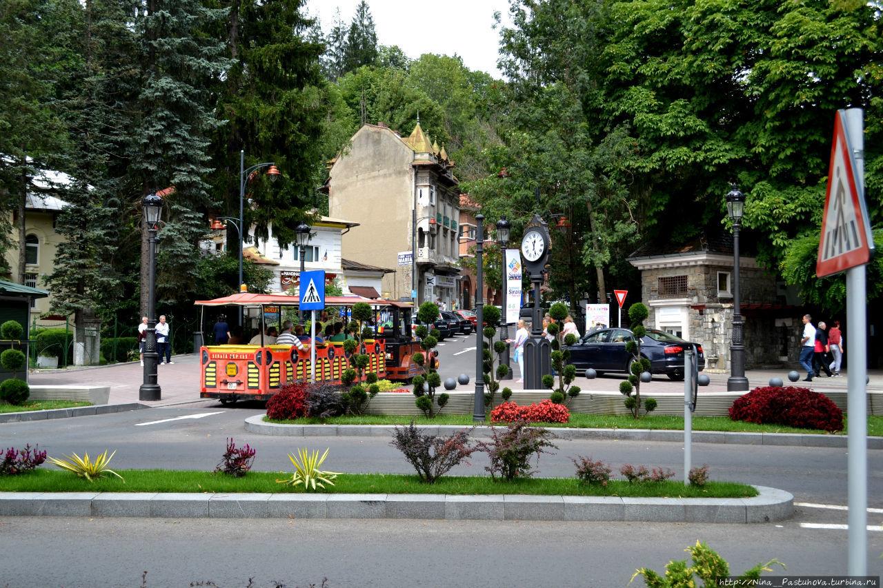 Синая — горное сердце Румынии