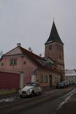 Ретро и Яановская церковь