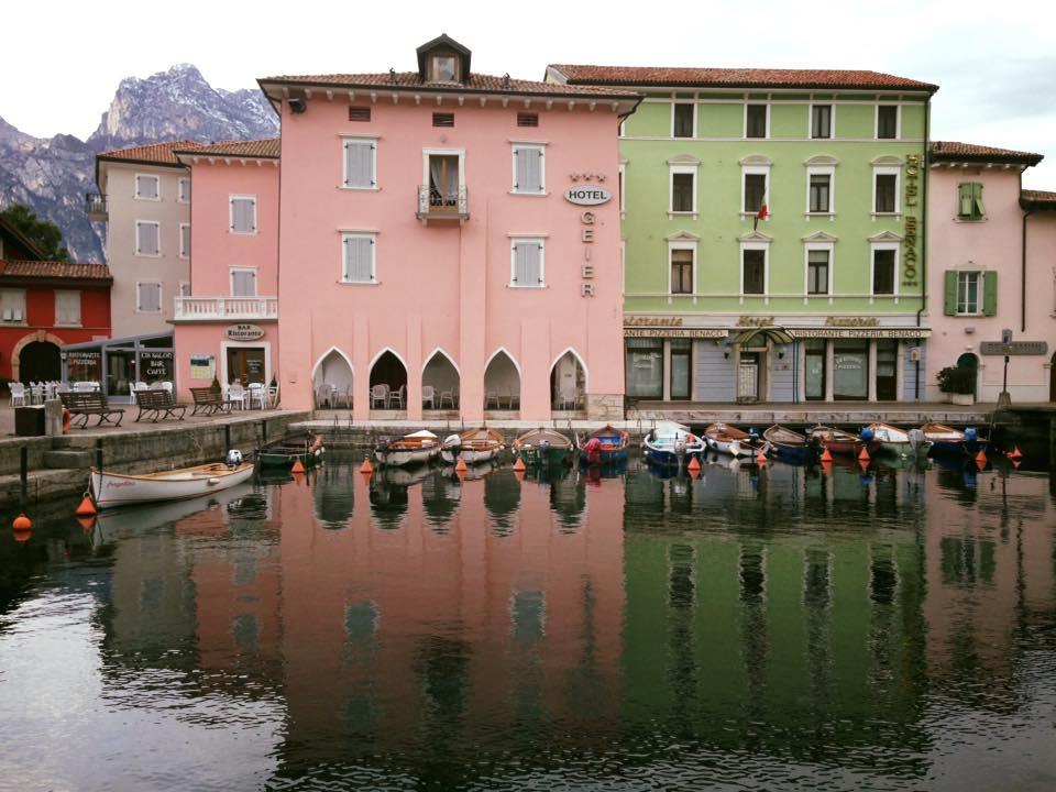 Итальянский уикенд. Озеро Гарда. Гарда, Италия