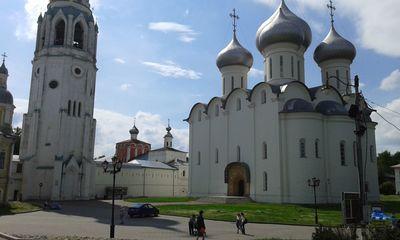 Вологодский кремль.