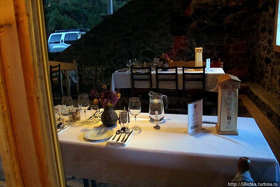 Ужин в домашней обстановке