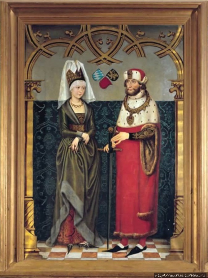 Людвиг II Строгий  (1229