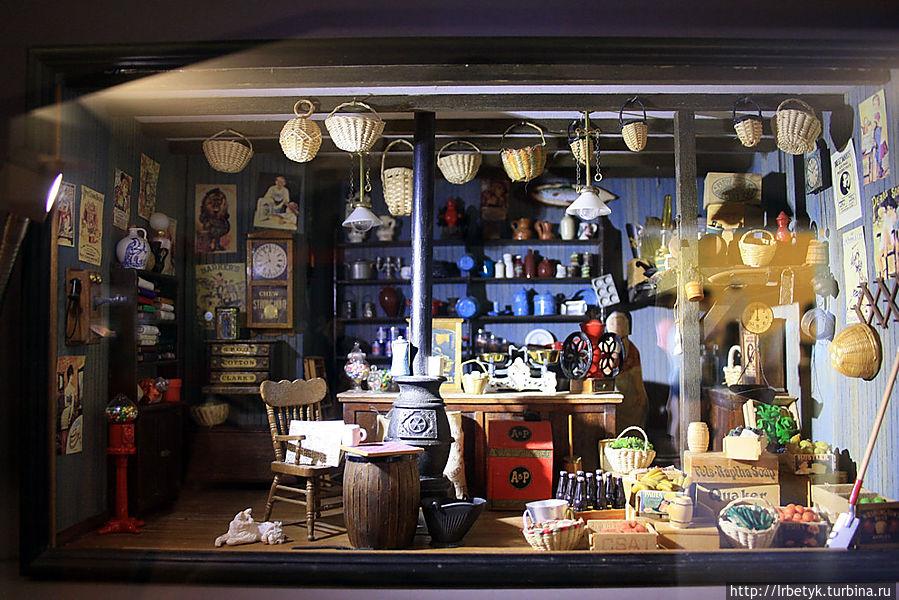 Музей миниатюр и микроминиатюр в Бесалу Бесалу, Испания