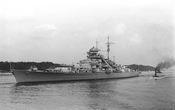 Фото из интернета. https://upload.wikimedia.org/wikipedia/commons/f/fe/Bundesarchiv_Bild_193-04-1-26%2C_Schlachtschiff_Bismarck.jpg