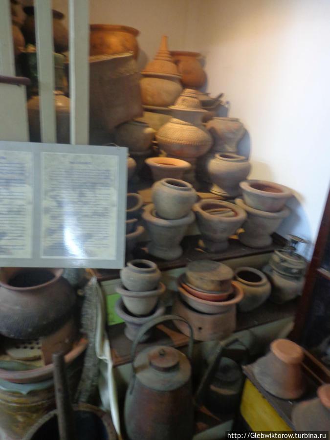 Музей гончарства Пак-Крет, Таиланд