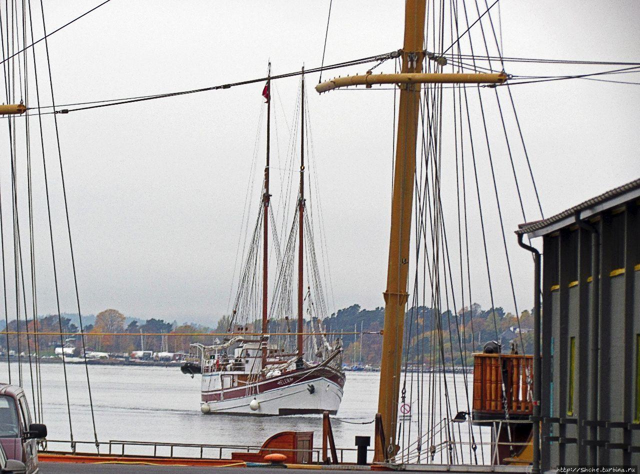 Бухта Пипервика Осло, Норвегия