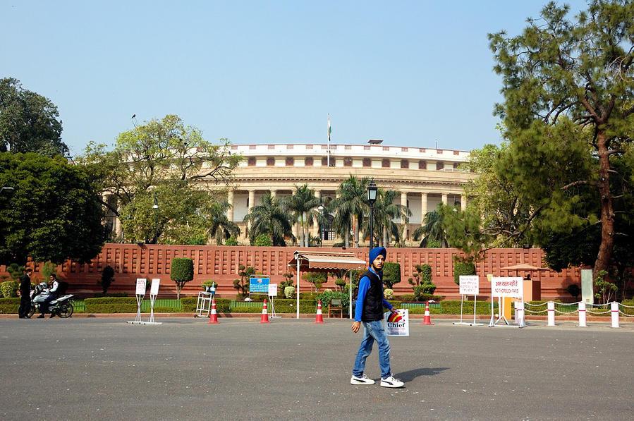 Парламент Индии