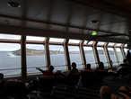 Заходим в гавань Вардё
