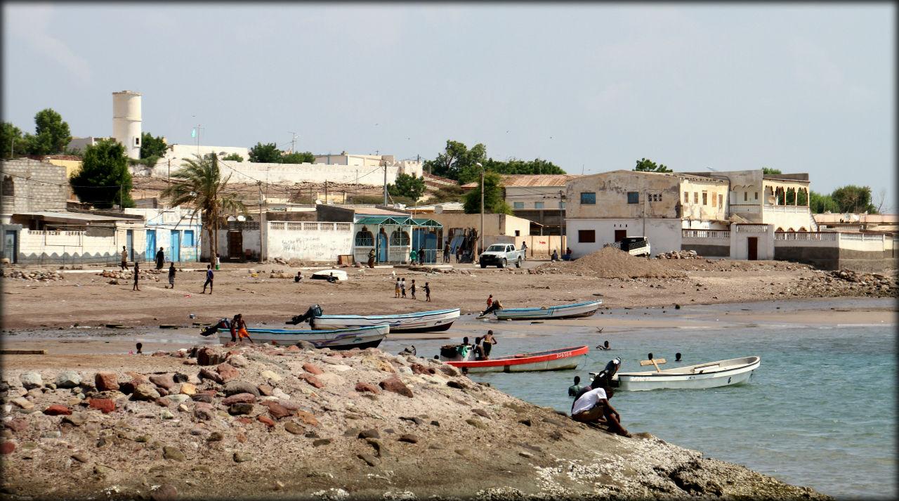 Бывшая резиденция афарских султанов Таджура, Джибути
