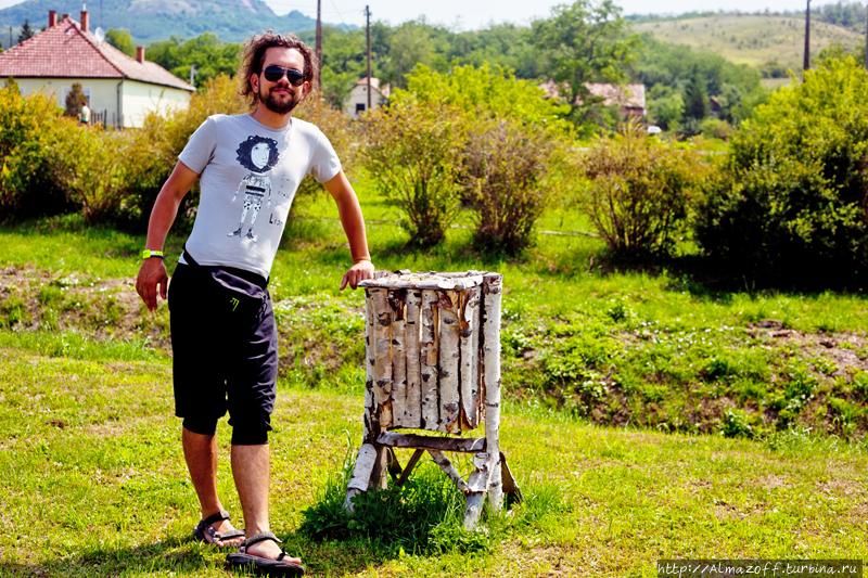 Андрей Алмазов в Венгрии