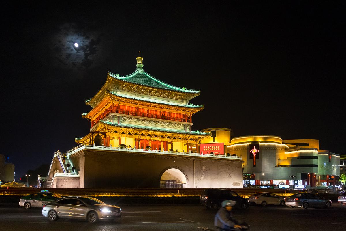 Сиань — китайский город на все 100