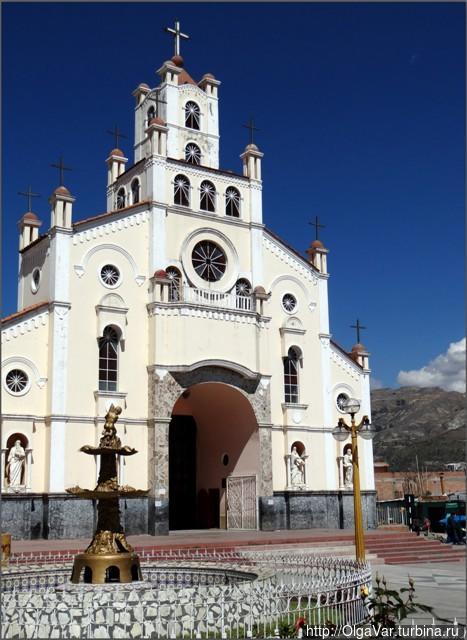 Церковь Солидад