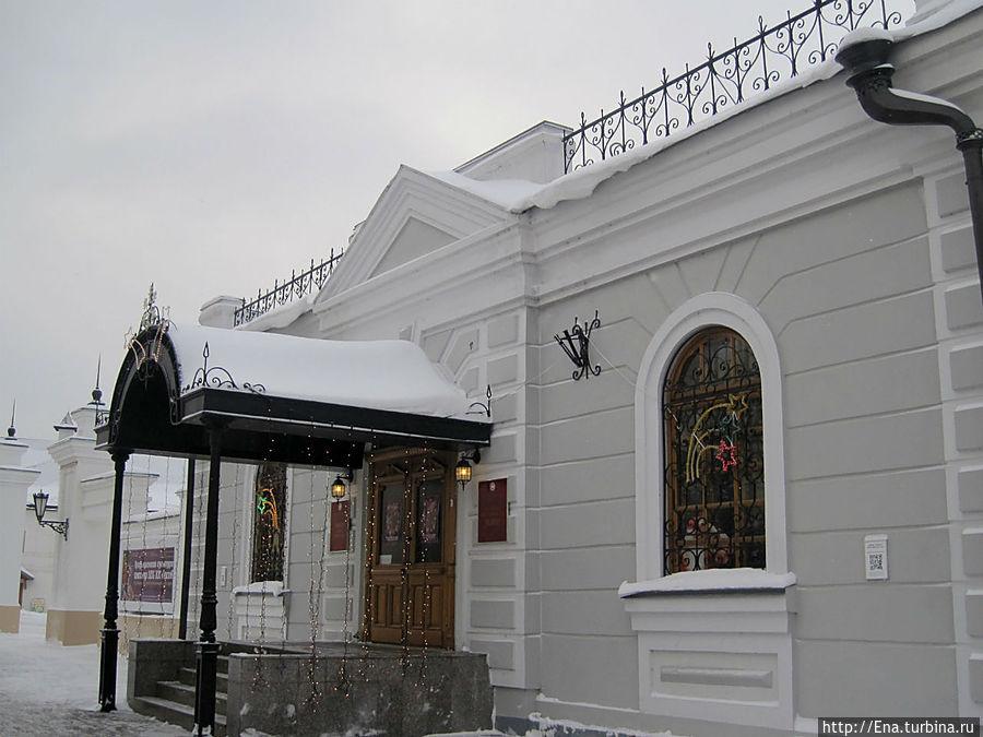 Кремлевские постройки